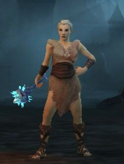 Kranparus' Icy Battle Mace (img)