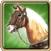 Fine steed - palomino