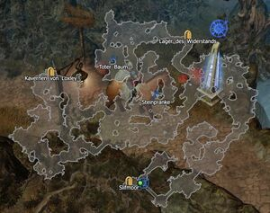 Map - Trollschlucht
