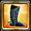 Gorgonskin Leather Boots SW Icon