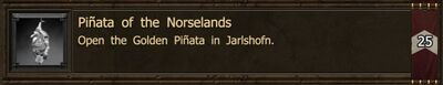 Achievement-Pinata of Norselands
