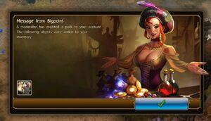 Helios Games 4 - compensation 2