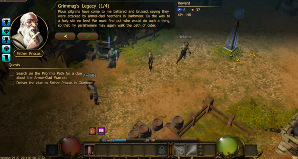 Grimmag's legacy 1.14