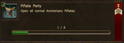 Achievement-All Pinata