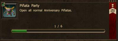 Achievement-All Pinata