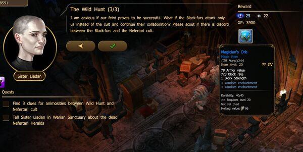 The Wild Hunt 3-3