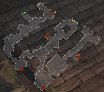 Hidden Sanctum SM Map