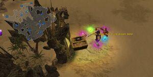 Sentinel's Chest Drop