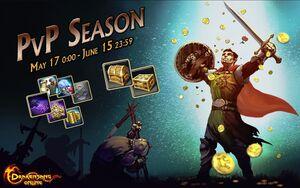 PvP Season Poster