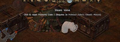 RotR - Steam Valve