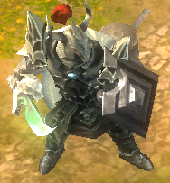 Dk dark armor