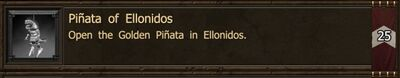 Achievement-Pinata of Ellonidos