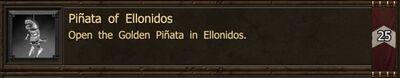 Achievement-Pinata of Ellonidos