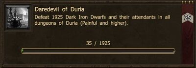 Achievement-Daredevil of Duria