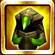 Poison Buster Helmet RA Icon