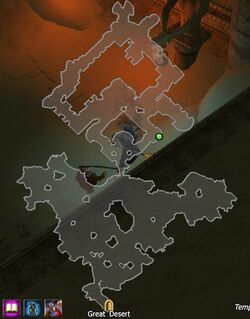 Temple of Agony Map