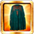 Black knight cloak