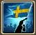 Festive Flag (Sweden) Icon
