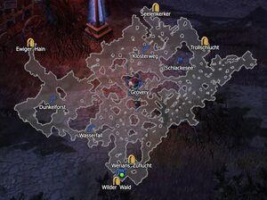 Map - Slifmoor