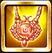 Bronze Helios Amulet Icon