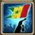 Festive Flag (Senegal) Icon