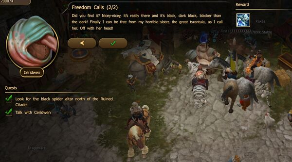 Freedom Calls 2-2 end