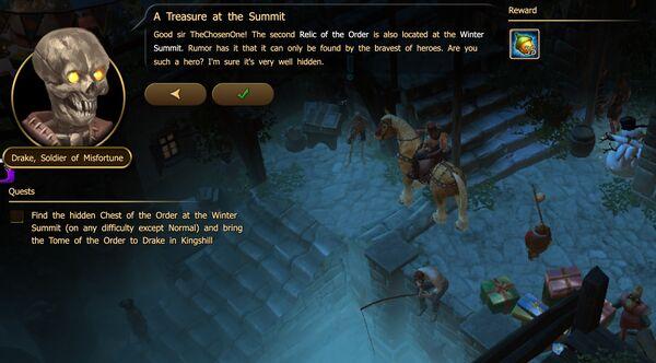 A Treasure at the Summit 2 - new