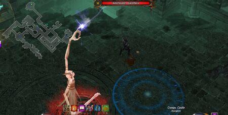 A Tale of Heroism 3-3 Witchqueen Gwenfara