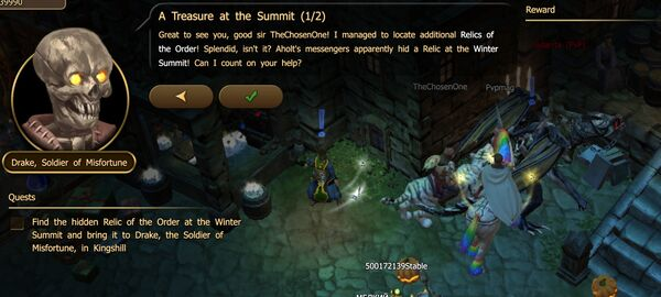 A Treasure of the Summit 1-2