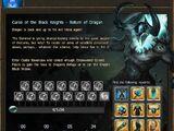 Curse of the Black Knights - Return of Dragan IV