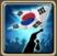 Festive Flag (Republic of Korea) Icon