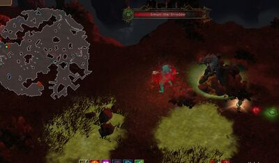 Bloodmoon 3-3 Simurr the Shredder