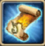 Magical New Moon Scroll Icon