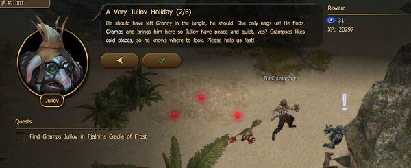 A Very Jullov Holiday 2-6