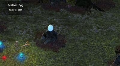 Festival Egg