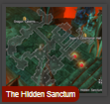 Hidden sanct icon