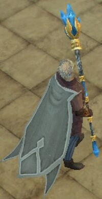 Cloak Of Enlightment Undyed