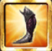 Tenebrous Spider Silk Boots T4 SW Icon