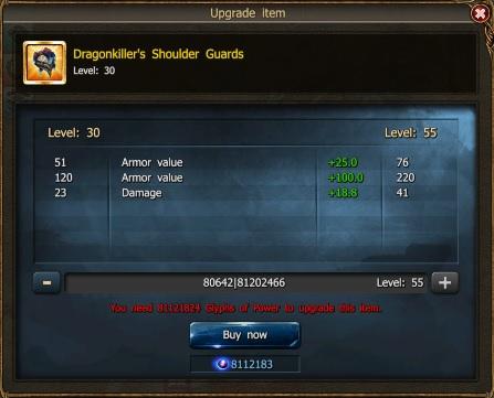 Dragonkiller SG 55