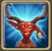 Lanky Fire Gnome Icon