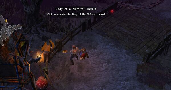The Wild Hunt 3-3 body of NH