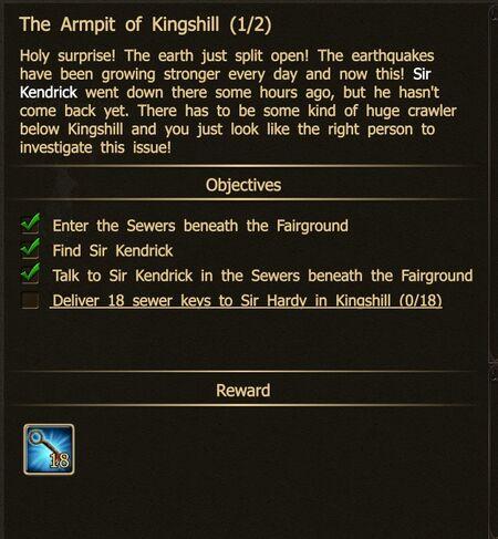 The Armpit of Kingshill 1-2 Sir Kendrick talk N