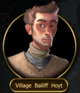 Village Bailiff Hoyt