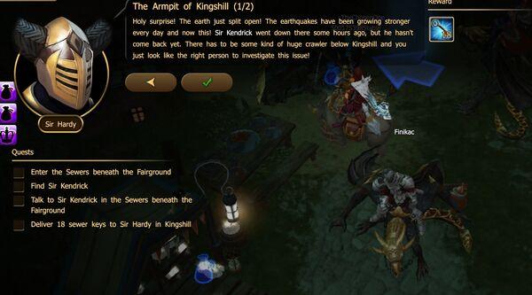 The Armpit of Kingshill 1-2