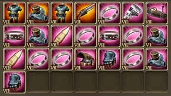 Heroic Chest of the Fearless - loot 1