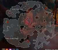 Bloodmoon over Varholm map