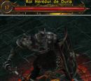 Roi Hérédur de Duria