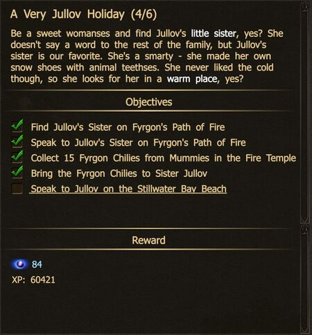 A Very Jullov Holiday 4-6 FChili deliver1 N