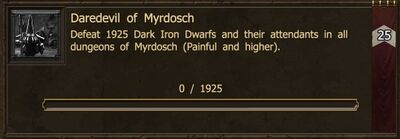 Achievement-Daredevil of Myrdosch