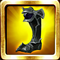 Black Essence Boots Icon